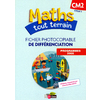 MATHS TOUT TERRAIN CM2 FICHIER DE DIFFERENCIATION ED.2010
