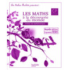 MATHS CP A LA DECOUVERTE DU MONDE GUIDE PEDAGOGIQUE 2009