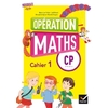 OPERATION MATHS CP CAHIERS ELEVE 1 & 2 + MEMO ED.2016