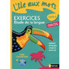 L'ILE AUX MOTS CYCLE 3 FICHIER A PHOTOCOPIER + CD-ROM ED.2009