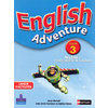 ENGLISH ADVENTURE CYCLE 3 NIVEAU 1 CAHIER ACTIVITES