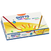 GIOTTO ÉLIOS GIANT CLASSPACK 144 CRAYONS COULEURS ASSORTIS