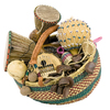 PANIER AFRICAIN - 8 INSTRUMENTS