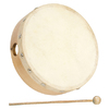 TAMBOURIN 15 CM SANS CYMBALETTES