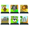 PUZZLE UP LES ANIMAUX DE LA SAVANE