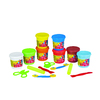 SCHOOLPACK 8 POTS 220G PATE GIOTTO BE-BE