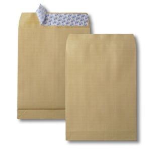 SAC KRAFT ARMÉ 260X330 mm - LOT DE 25